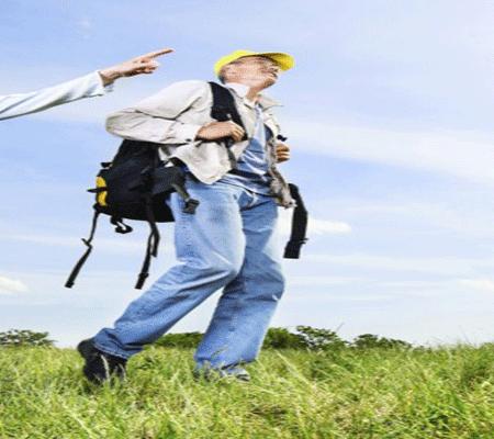 پیاده روی و کاهش خطر سکته مغزی