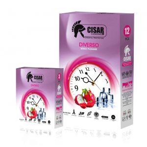 کاندوم ترکیبی سزار