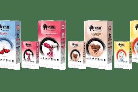 کاندوم سزار محصول جدید روبینا بازار