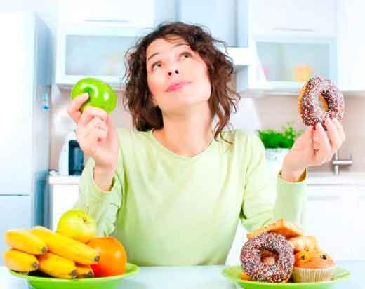 انتخاب غذا برای کاهش وزن
