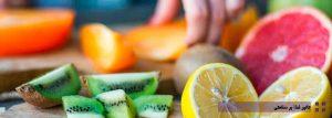 تاثیر غذا بر سلامتی