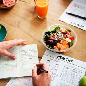 رژیم غذایی فشار خون بالا