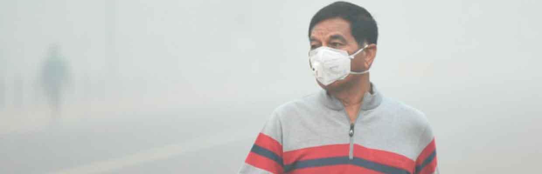 انتخاب ماسک تنفسی مناسب در آلودگی هوا