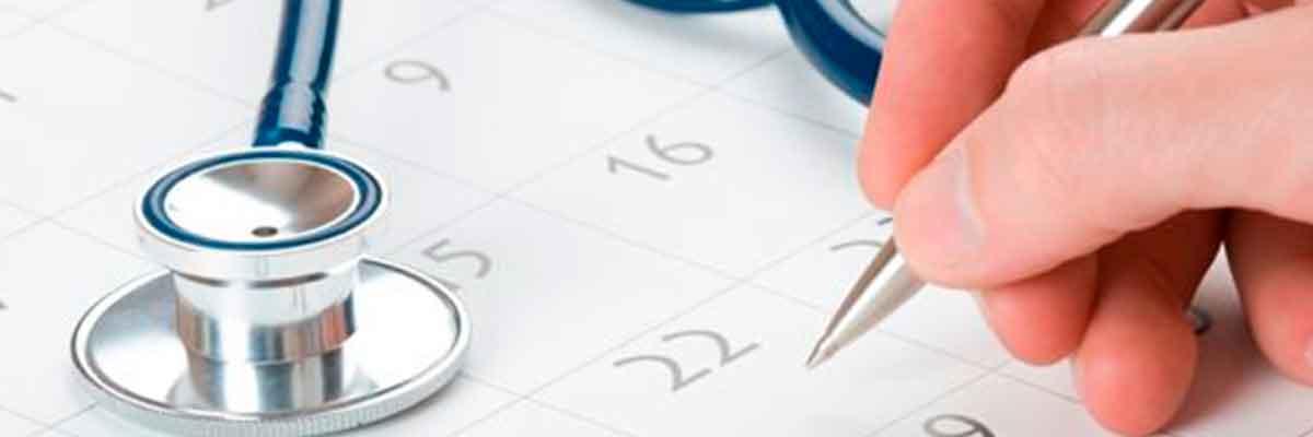 تقویم سلامت 2018